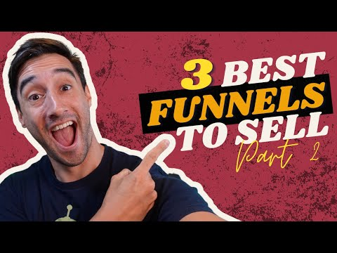 3 Types Of Marketing Funnel You Should Sell To Customers Part 2 – Faster Sales