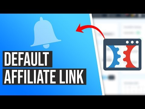 How to use the Default Affiliate Link with ClickFunnels