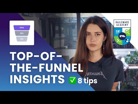 Conversion Funnel 101 | Top of the Funnel Insights 🔍 Guide by Railsware