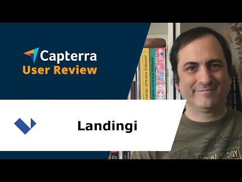 Landingi Review: Easy to use and full featured landing pages