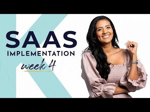 Implementing SAAS At HITE Digital   Week 4