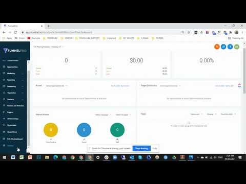 Client Account Management in GoHighlevel
