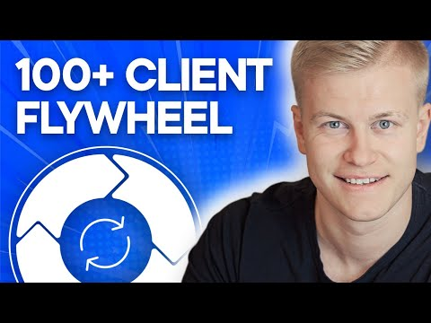 The Client Flywheel Effect [100+ Clients for Funnel Agency owners]