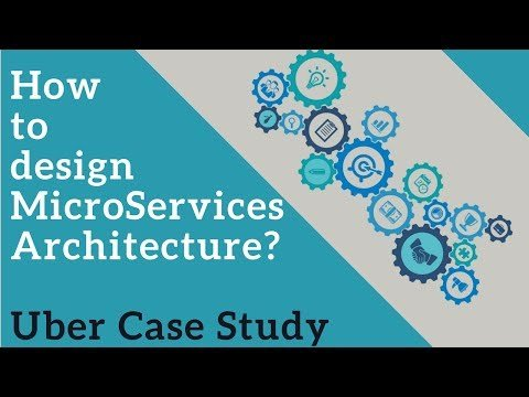 How to Design Microservices Architecture? Uber Architecture – A Case Study   Tech Primers