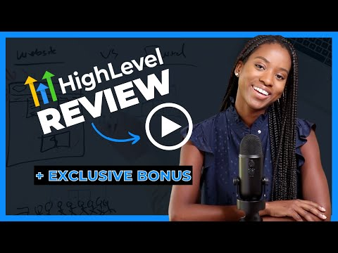 Go High Level Review. Is this Email Marketing CRM worth it? Better than ActiveCampaign? + Free Bonus