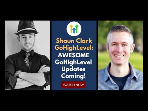 💥 Shaun Clark: MAJOR GoHighLevel Updates ✅ WordPress, Social Media, and Shopify!