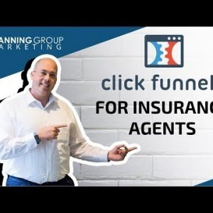 ClickFunnels for Insurance Agents