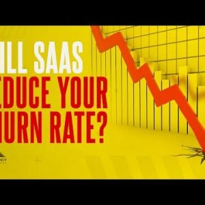 Can Adding SaaS to Your Agency Reduce Churn Rate?
