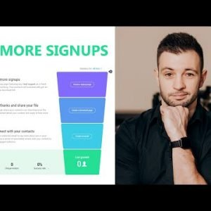 Build your marketing funnel and get more customers with your autoresponder   Earn with Chris