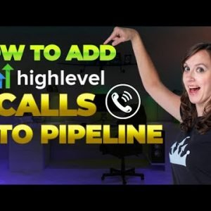 How to Display Inbound calls in HighLevel Pipeline & Auto Reply