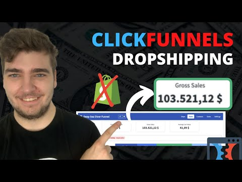 How To Use Clickfunnels For Dropshipping – Step-By-Step Tutorial (Free Funnel)