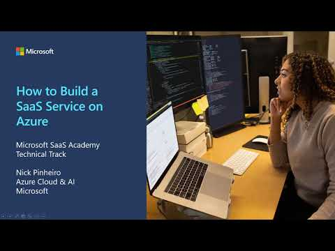 How to Build SaaS Solution – Part 1