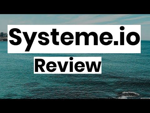 systemeio review / step by step walk though systemeio marketing funnel