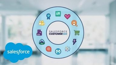 Salesforce Customer 360 Overview Demo   Salesforce