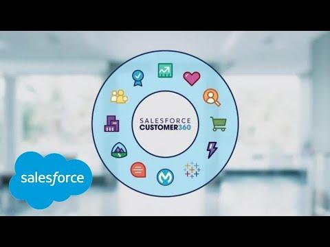 Salesforce Customer 360 Overview Demo | Salesforce