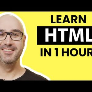 HTML Tutorial for Beginners: HTML Crash Course [2021]